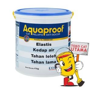 Aquaproof Cat Anti Bocor Waterproofing 4 Kg