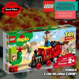 LEGO Original DUPLO 10894 Toy Story Train - Mainan Anak Edukasi Lego