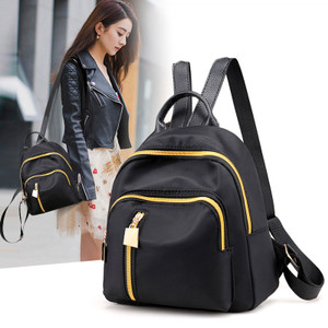 FREEKNIGHT Tas Wanita Tas Backpack Resleting Tas Ransel Wanita TR704