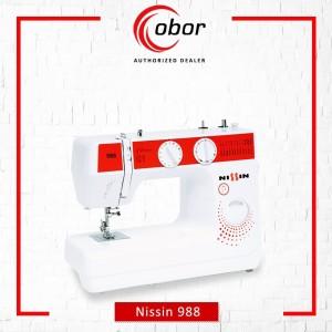 Mesin Jahit NISSIN NS-988 Portable NS988