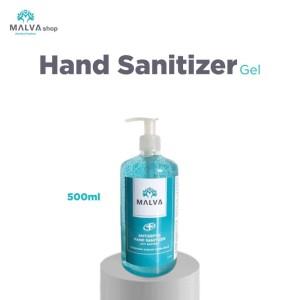 MALVA Hand Sanitizer Gel 500ml Pump