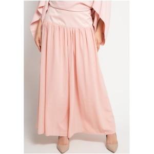 Celana Kulot Wanita EDITION ET35ROSEGOLD Woven Pants