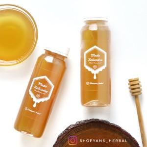 Madu Murni Kaliandra Asli Raw Honey 350gram