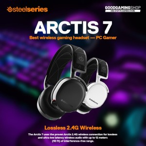 SteelSeries Arctis 7 7.1 Wireless Gaming headset
