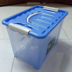 Box Container dgn Pegangan (Bening) /Box Container 8L 15L 25L 40 Liter