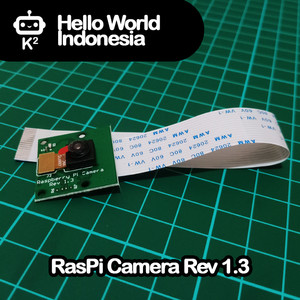 Modul Camera Raspberry Pi Rev. 1.3