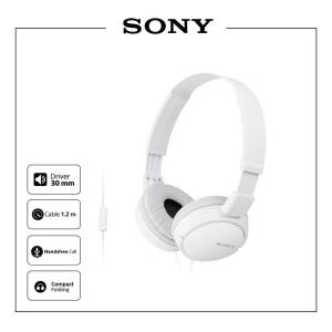 SONY MDR-ZX110AP On Ear Headphone / ZX110 / ZX-110AP / ZX110AP