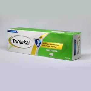 TRIMAKAL - Calcium Lactate Pentahydrate 500 mg Box 100 kaplet