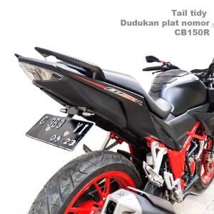 Tail tidy dudukan plat nomor Honda CB150R / CB 150R