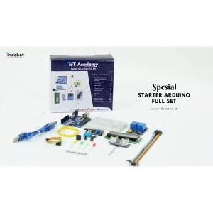 Starter Kit Arduino Full Set