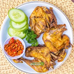 Ayam Geprek Istimewa Showcase