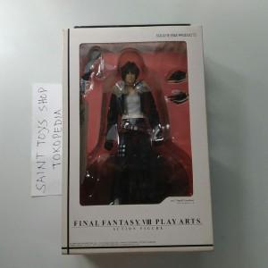 Final Fantasy VIII Squall Rinoa Selphie Set Jap Ver.