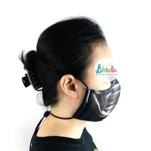 Konversi Masker Earloop ke Headloop Dipasangkan nyaman untuk dipakai