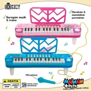Mainan edukasi / Edukatif Keyboard Piano Little Musician
