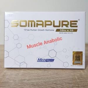 HGH Somapure Meditech Germany Legit Somatropin