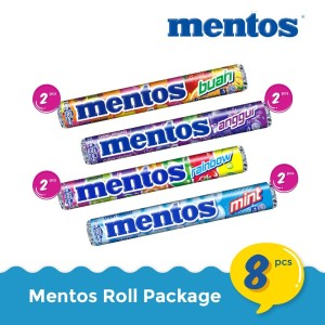 Mentos Roll Package (8 pcs)