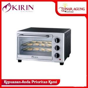 Kirin Oven Listrik KBO-190 LW (19 Liter) DIJAMIN 100% ORI