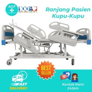 Ranjang pasien Kupu kupu / Bed Patient Electric ICU-ICCU