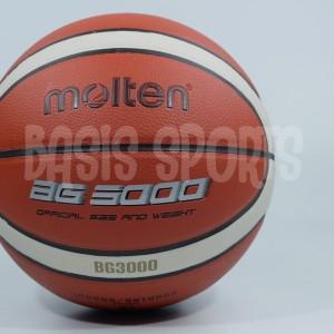 Bola Basket Anak Molten BG 3000 / BG3000 Size Ukuran 5 Indoor Outdoor