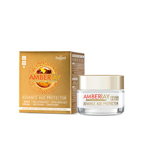 AMBERRAY Advanced Age Protector Whitening-Smoothing Day Cream SPF30