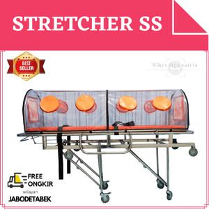 BRANKAR COVID - STRETCHER CORONA/COVID