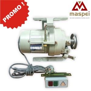 Dinamo Mesin Jahit Industrial Clutch Motor 250 Watt BRETHREN