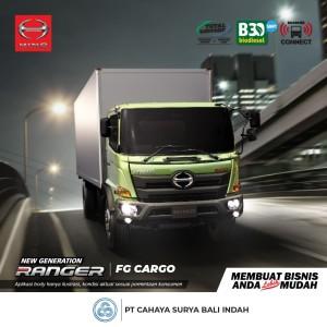 HINO Truck FG 235 JP
