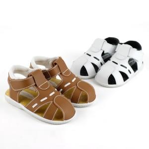 Sandal Bayi Bunyi Laki-Laki Happy Baby SB-968