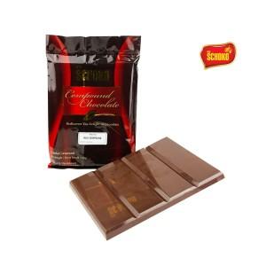SCHOKO Milk Chocolate Compound / Coklat Batangan / Coklat Blok