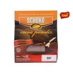 Cocoa Powder SCHOKO DSP high fat mirip Bensdorp / Bordeaux