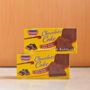 Kuchenmeister Chocolate Cake / Kue Coklat - 400G (GREAT TASTE)