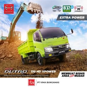 HINO TRUCK DUTRO 130 HD X-POWER