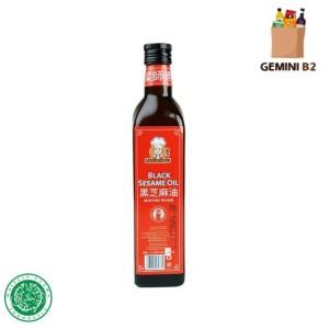 Liang Shi Fu Black Sesame Oil / Minyak Wijen 510ML Produk Malaysia