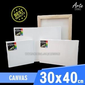 Kanvas Lukis 30 x 40 cm
