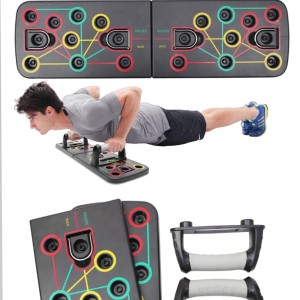 Color Coded PUSH UP Training Board like POWER PRESS