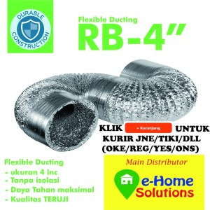 Flexible Duct 4 inch