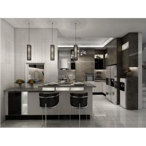 Informa Custom Furniture - Konsultasi Interior Kitchen Set U Minimalis