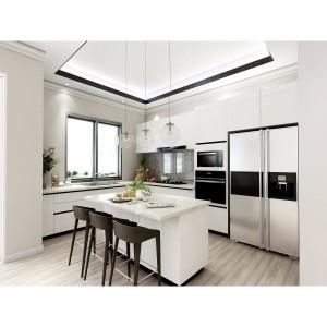 Informa Custom Furniture - Konsultasi Interior Kitchen Set L Minimalis