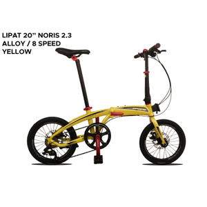 "Sepeda Lipat PACIFIC NORIS 2.3 20"" - (Folding Bike)"