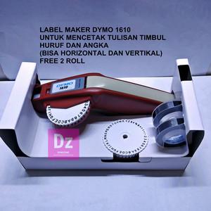 Label maker emboss dymo 1610