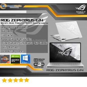 "ASUS ROG Zephyrus G14 GA401II|R7-4800|8GB|512GB|GTX1650Ti|14""|Win10"