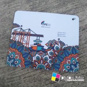 mousepad custom full colour untuk promosi harga murah uk 22x17cm