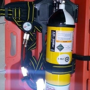 SOS SCBA Self Container Breathing Apparatus