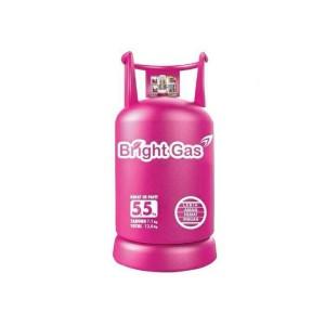 Tabung LPG Bright Gas 5.5 Kg + Isi Full & Segel Asli Pertamina