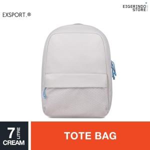 Exsport Delanoir Roura Basic Daypack - Cream 7L