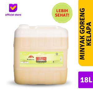 Minyak Goreng Kelapa DELFICO - 18L