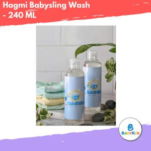 Hagmi Babysling Wash - Detergant khusus untuk gendongan bayi