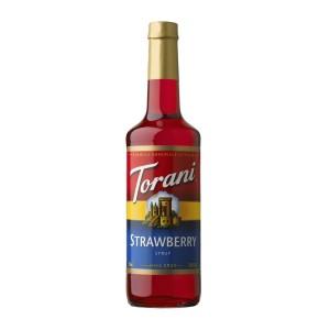 Syrup Torani Strawberry 750 ml