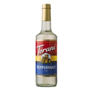 Syrup Torani Peppermint 750 ml