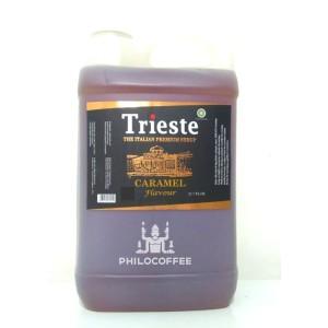 Trieste Syrup 5 Lt   Sirup Trieste